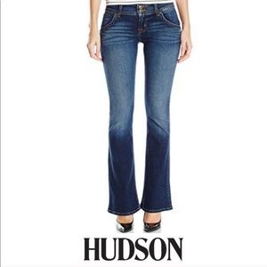   Hudson   bootcut jeans. Size 28. NWOT!